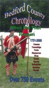 Bedford County Chronology by James Hostetler