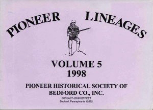 Pioneer Lineager Volumes 1 thru 5