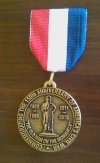 150th Anniversary of the Civil War Commemorative Medal
