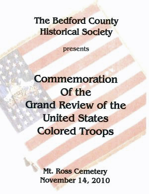 United States Colored Troops                 Ceremony DVD
